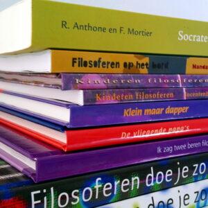 Boeken over filosoferen met kinderen